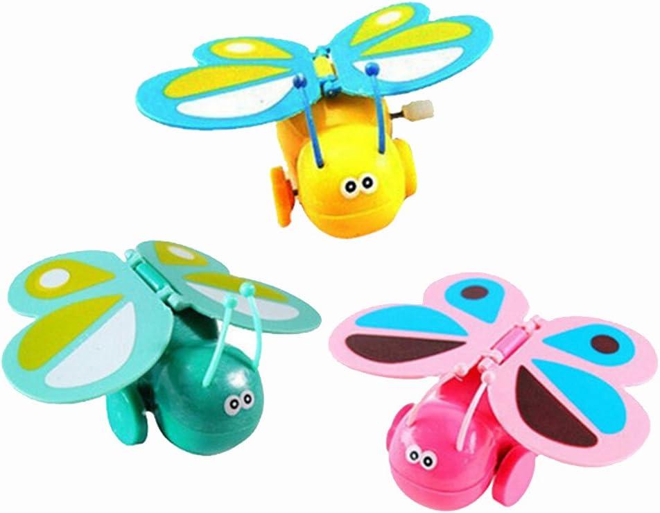 Sharplace Wind up Tier//Auto//Insek Modell aus Kunststoff Uhrwerk Kinder Spielzeug Sammlerst/ücke Geschenk Frosch