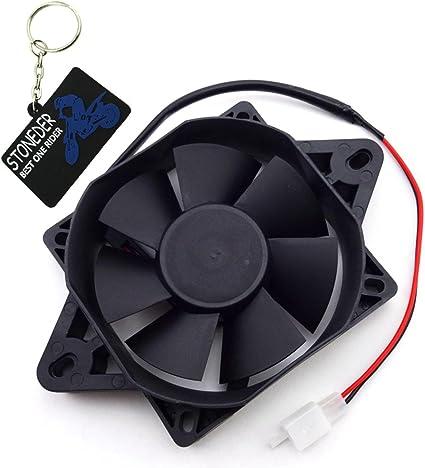 Ventilador de refrigeración térmica con radiador eléctrico ...