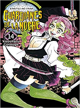Book's Cover of Guardianes De La Noche 14 Tapa blanda – 9 octubre 2020