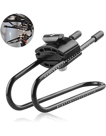 Ganquer Fahrrad Sto/ßd/ämpfer Wohnaccessoires Hinterradfederung Mountain Spring Radfahren Metall Hinterradfederung Sto/ßd/ämpfer