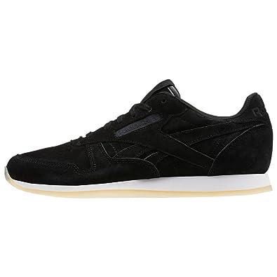 Reebok Schuhe – Cl Leather Crepe Neutral Pop schwarz/weiß Größe: 40 ...