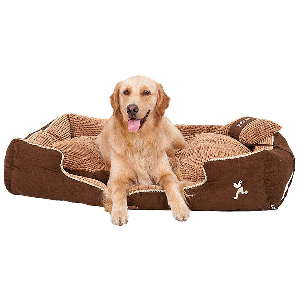 Pet Beds Pet Bed Autumn And Winter Warm And Comfortable Pet Nest 4 Sizes Of Pets (Size   L)