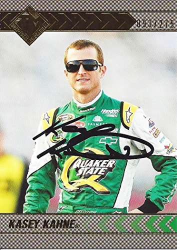 AUTOGRAPHED Kasey Kahne 2013 Press Pass Total Memorabilia for sale  Delivered anywhere in USA