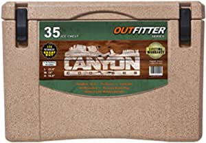 Canyon Cooler Outfitter Series 35qt- Sandstone
