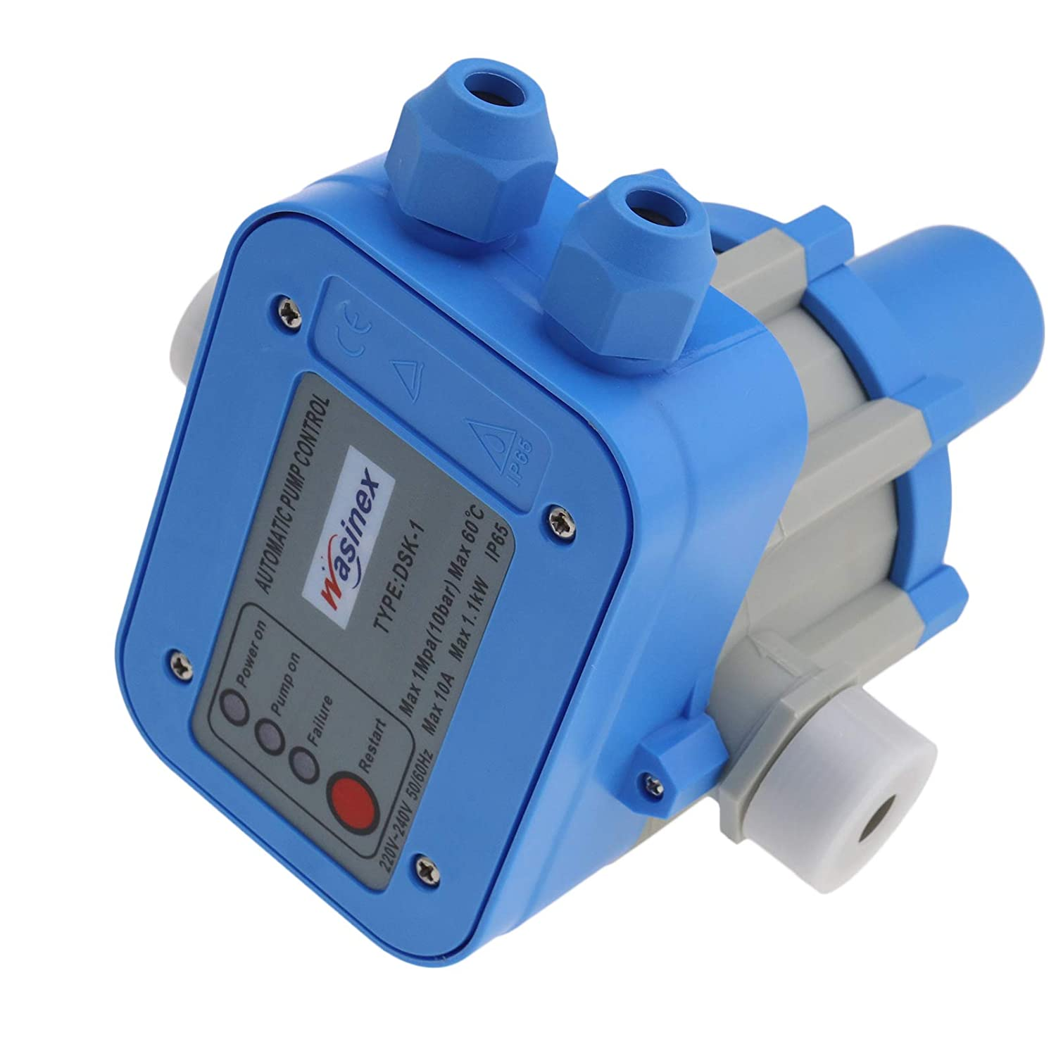 Creative Idear Automatic Pump Controller Pressure Control Electronic Switch for Water