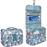 Zoevan Toiletry Cosmetic Bag Portable Makeup Pouch Waterproof Travel Organizer