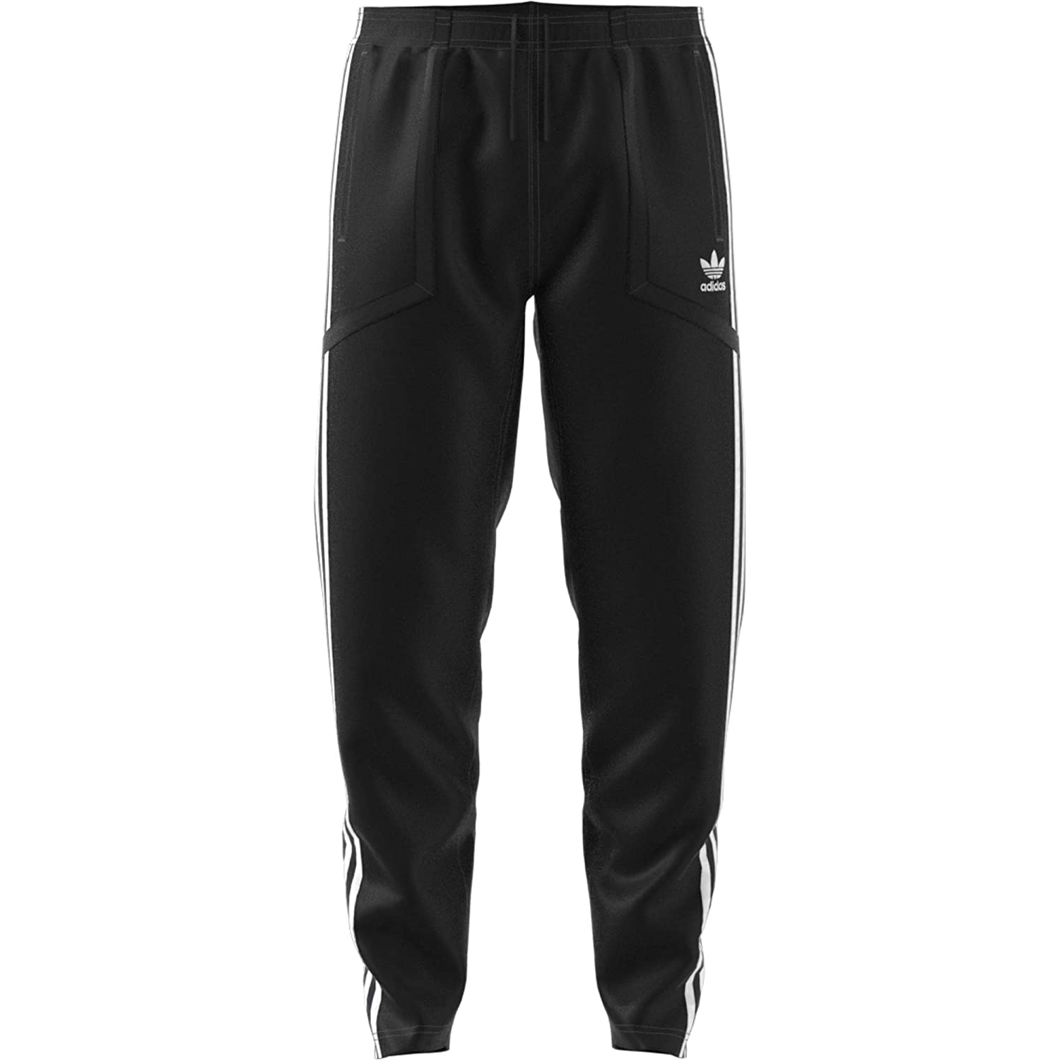 adidas Originals Herren Jogginghose Windsor Tp schwarz L