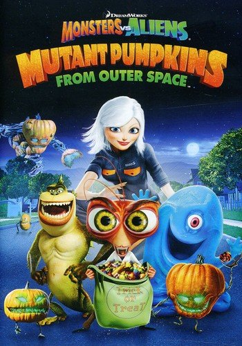 Monsters vs Aliens: Mutant Pumpkins from Outer (The Pumpkin From Halloween The Movie)
