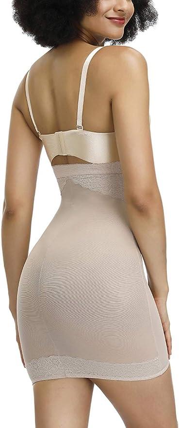 Chainscroll Frauen Shapewear Slips Bauch Kontrolle Body Shaper Postpartum Unterw/äsche Taillenmieder