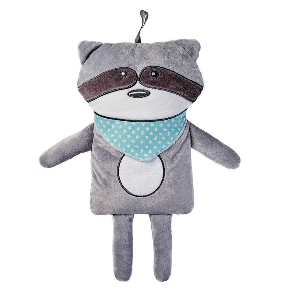 AYUE® Kids Hot Water Bottle with Koala Super Soft Cover Premium Natural Rubber 1 Litre Hot Water Bag - Helps Provide Warmth and Comfort by AYUE
