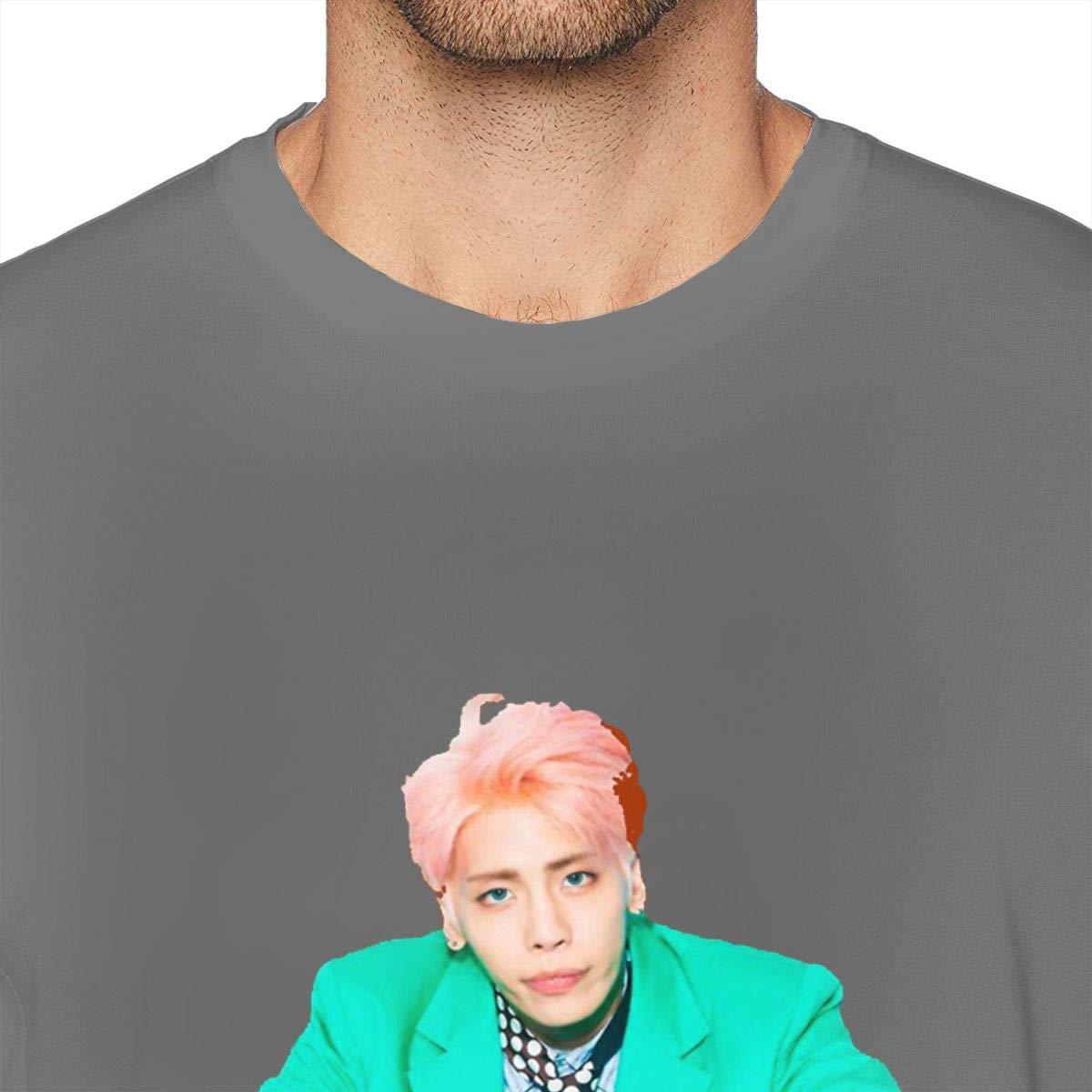 Mens Jongh Yun Suit Up Tee T-Shirt Black