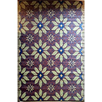 Amazon.com: 5'x7' Reversible Indoor Outdoor Rug Rv Patio