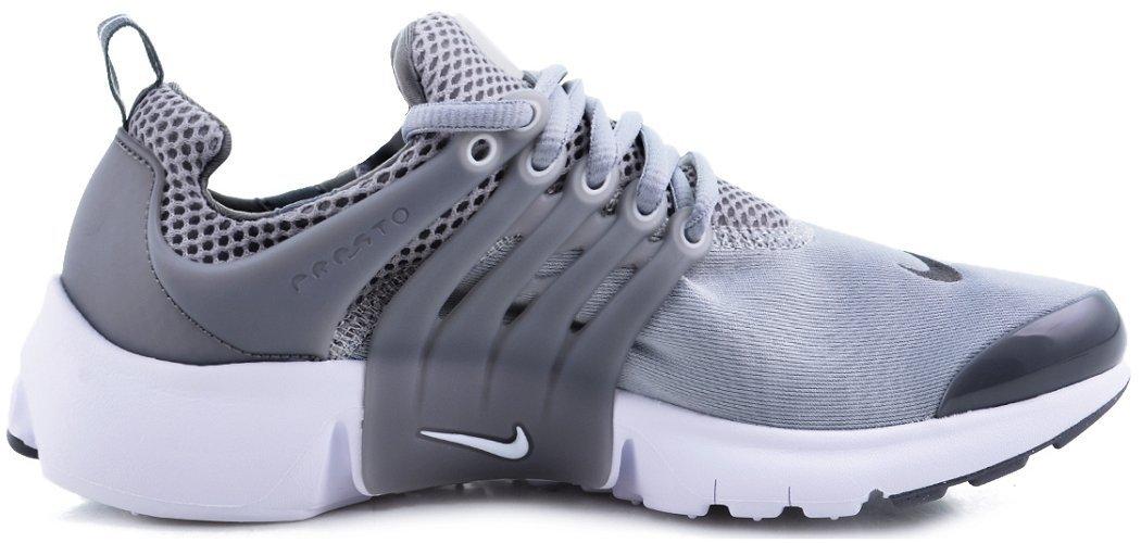 Nike Air Presto Youth  Traing Shoes B01IDLDAFO Youth Size 6|Cool Grey/ White-wolf Grey