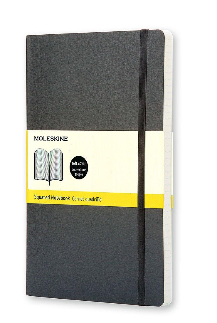 Moleskine Classic Notebook Squared Notebooks