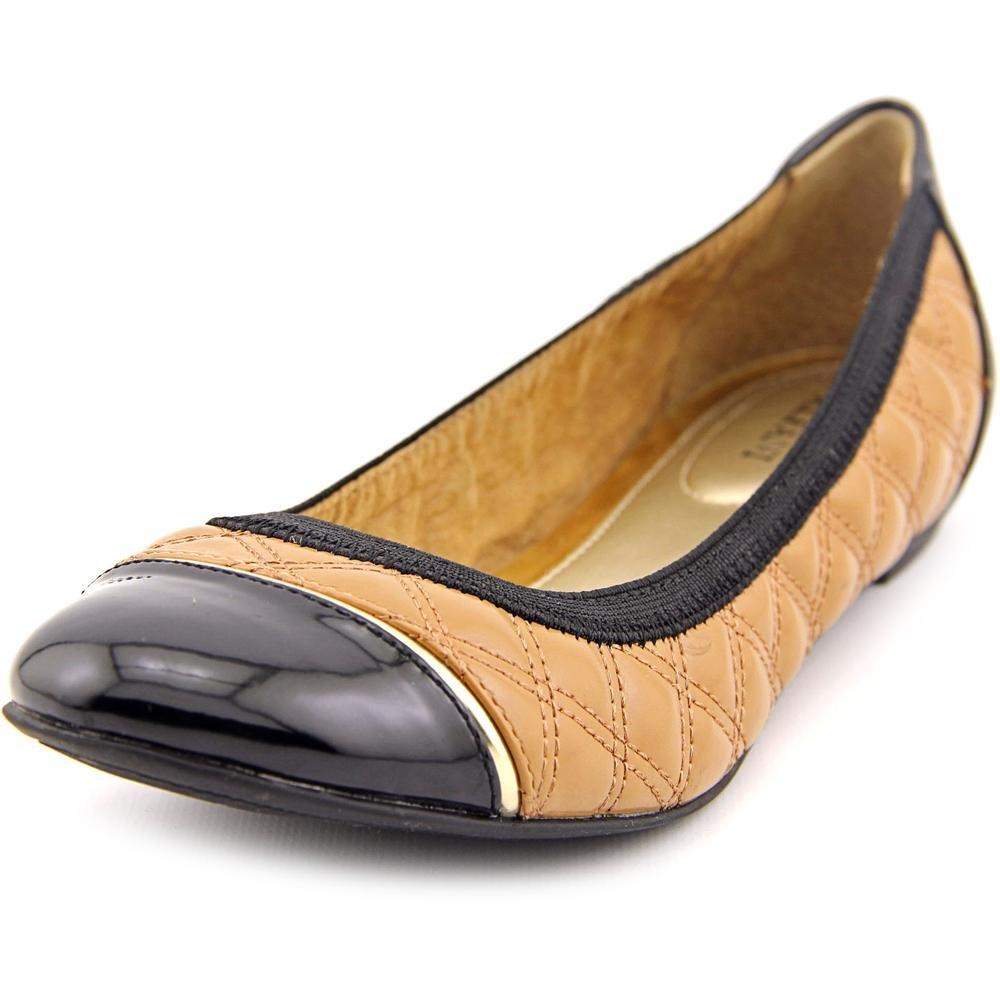 Alfani Womens Jemah Closed Toe Ballet Flats B01K5XSP8A 7.5 B(M) US Noisette
