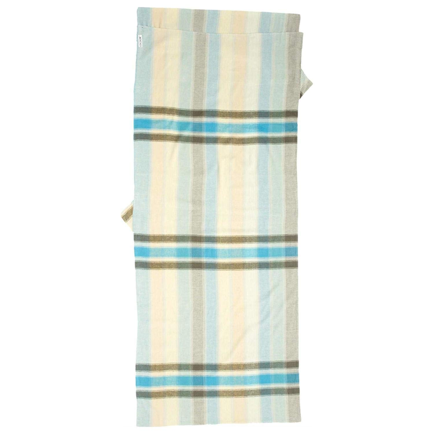 Cocoon Flannel TravelSheet (Afr Rainbow, 86-Inch x 35-Inch) by Cocoon