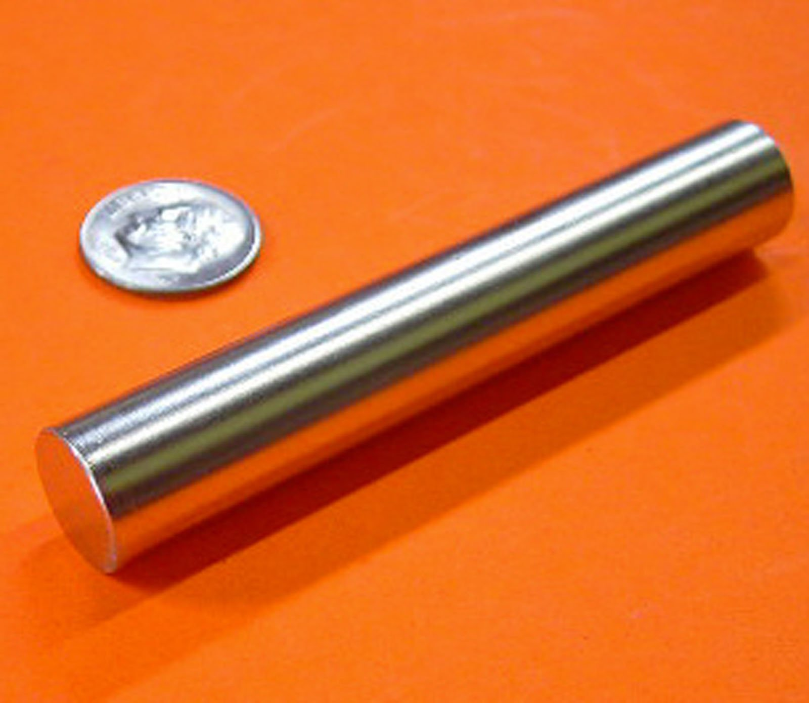Super Strong Neodymium Magnet 1/2'' x 3'' NdFeB Magnet Cylinder, The World's Strongest & Most Powerful Rare Earth Magnets by Applied Magnets