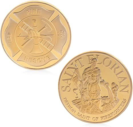 PENG Colección de Monedas conmemorativas Revestimiento de ...