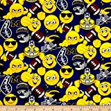 Emoji fabric by the yard sale up to 70 off best deals today for Emoji material by the yard