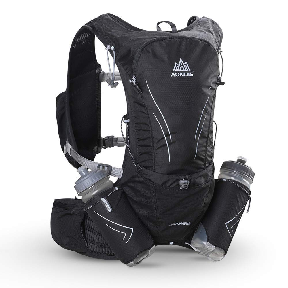 Lixada1 AONIJIE Hydration Vest Running Water Pack Vest