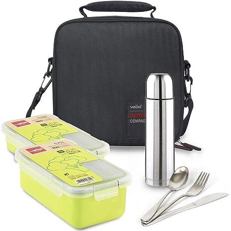 Kit Bolsa Porta Alimentos Valira Bricolemar Compact con 2 ...