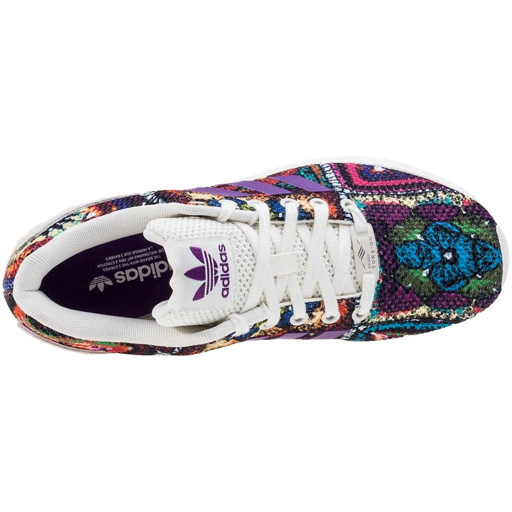 Adidas Originals schuhe ZX Off Flux W Off Weiß Off ZX Weiß Mid grapef07 16 17 bb086d