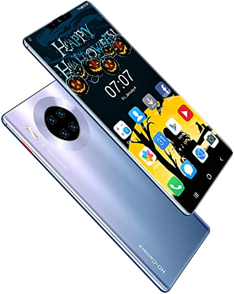 XIOUTHI Teléfono móvil, 6,7 Pulgadas de Pantalla Smartphone con ...