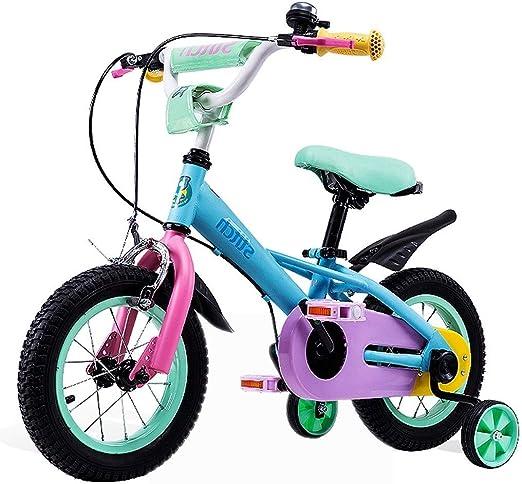 Bicicleta para niños Bicicleta infantil cochecito de 14 pulgadas ...