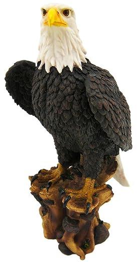 Private Label American Pride Bald Eagle Statue Nature Figure