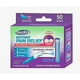 DenTek Instant Oral Pain Relief - Adult (50) (2 Pack)