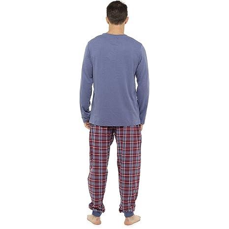 Nuevo para hombre Suave Pijama Perfecto Primavera Verano Ropa Cómoda Transpirable Pantalones m- XXL - CRAZY OFERTA While… 6cQCum