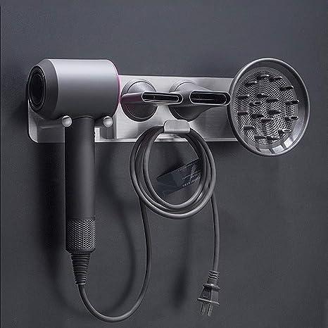 AOLIr Base para secador de cabello Perchero Base Sus-304 ...