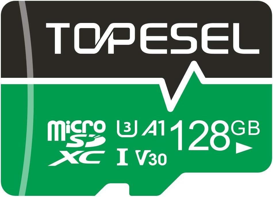 Micro Sd Karte 128gb Topesel Sd Karte Microsd Computer Zubehör