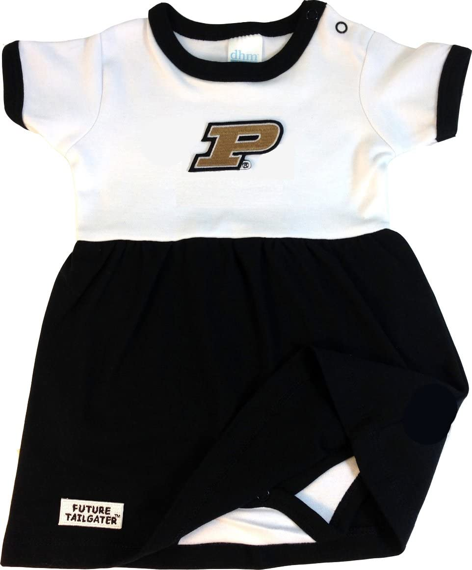 Purdue Boilermakers I Love Watching With Daddy Baby Short Sleeve Bodysuit