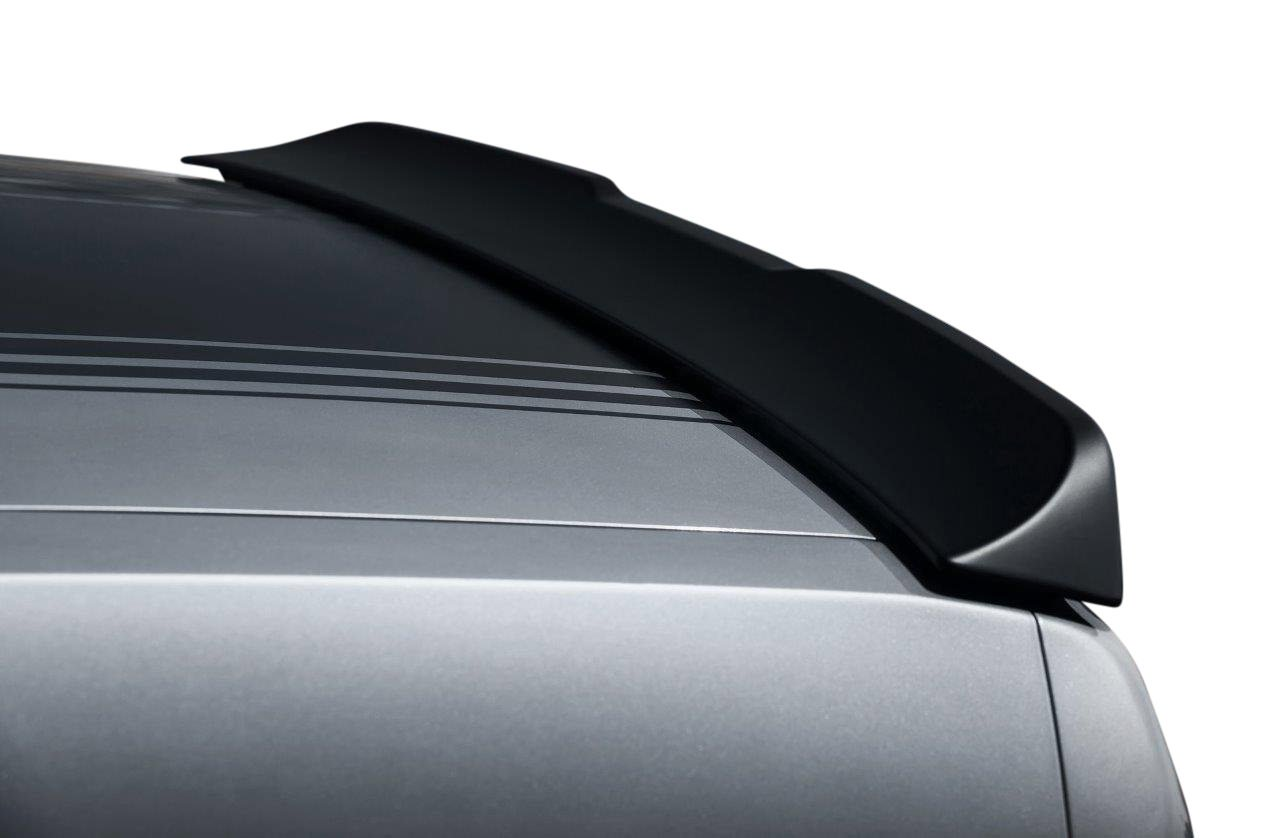 Painted Factory Style Spoiler for the 2015-2018 Challenger 550 Blue Streak CL PCL