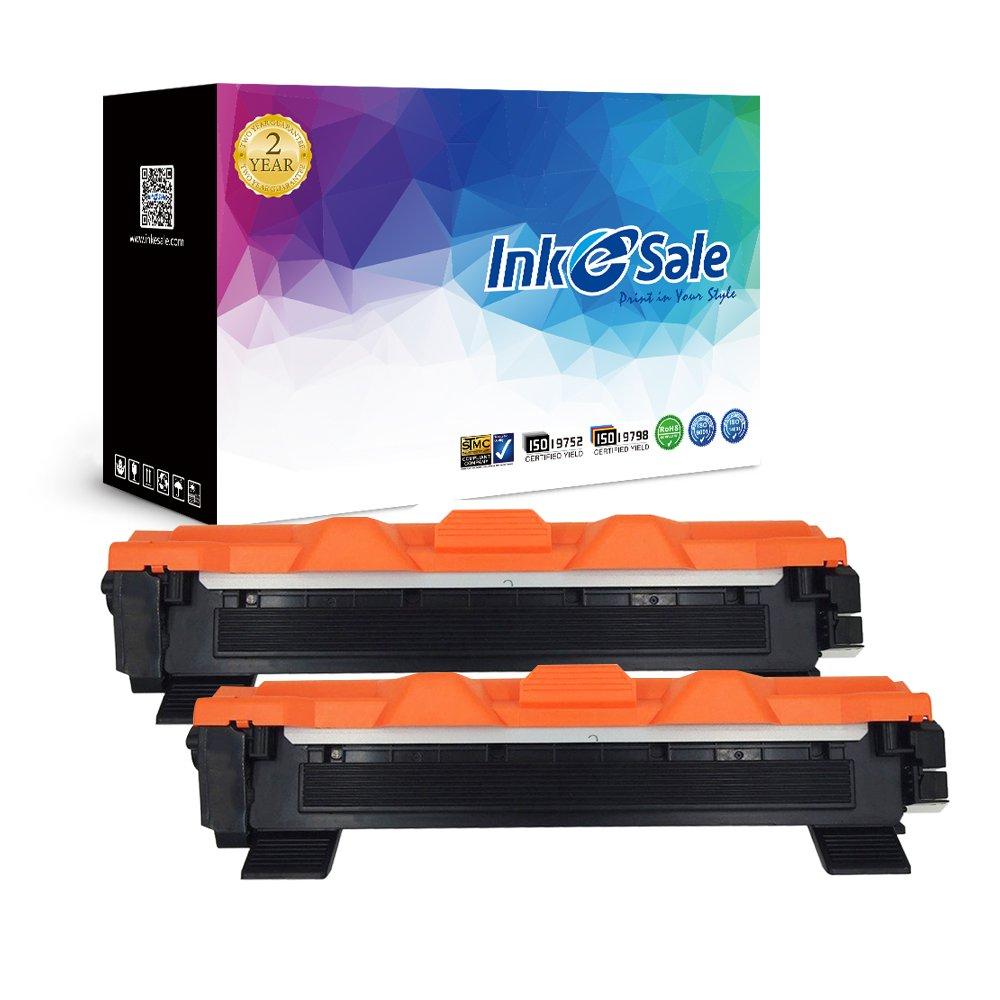 INK E-SALE Compatibile Tonico Cartuccia Sostituire Per Brother DCP-1510 1512 1610W 1612W HL-1110 1112 1210W MFC-1810 1910W TN-1050 (Nero, 1 -Pack) TZNB-TN1050-FC01