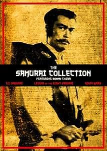 The Samurai Collection Featuring Sonny Chiba: G.I. Samurai / Legend of the Eight Samurai / Ninja Wars