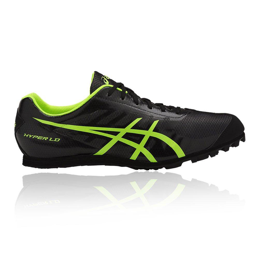 Asics Hyper LD 5, Zapatillas de Atletismo Para Mujer 42 EU Negro