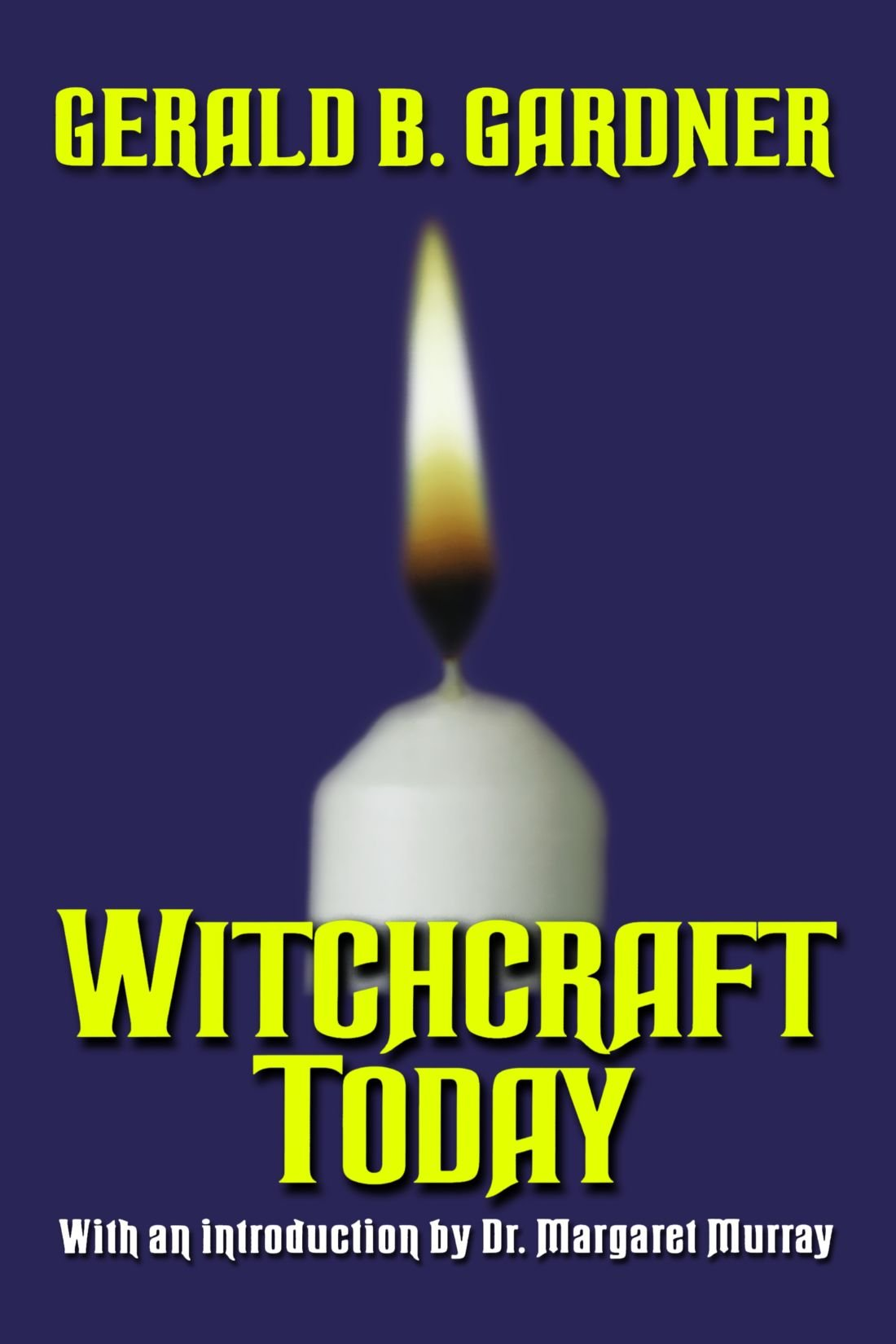 Download Witchcraft Today ebook