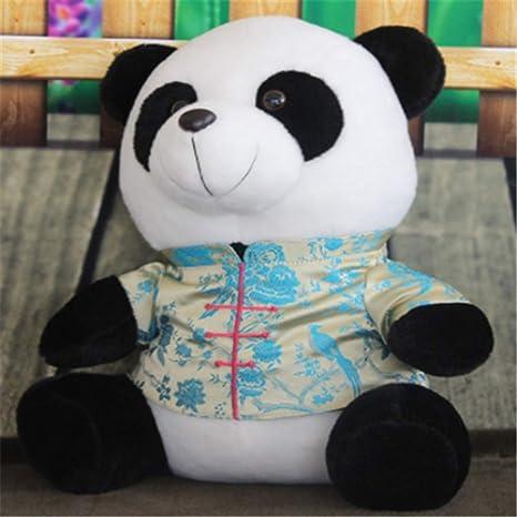 GFEGB Muñeca Panda Traje Tang Panda Gigante de Peluche de ...
