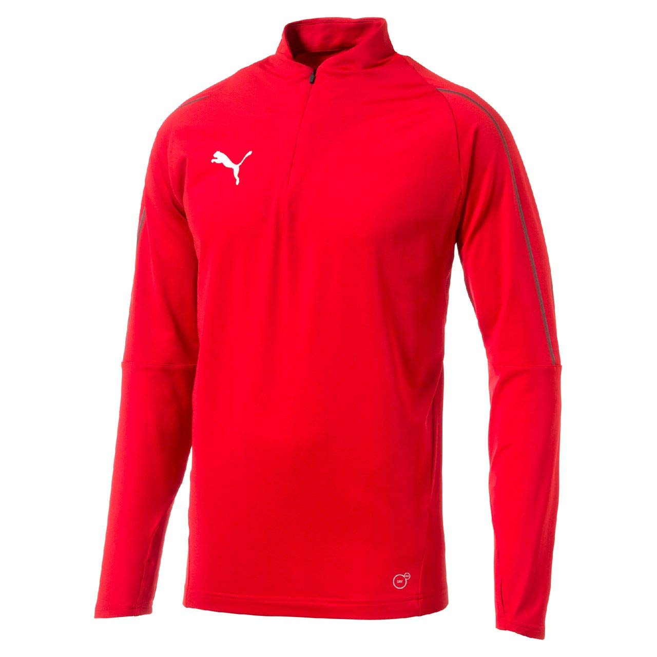 Puma Herren Final 1 4 Zip Training Sweatshirt
