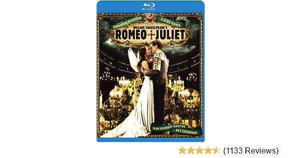 William Shakespeare's Romeo + Juliet [Blu-ray]