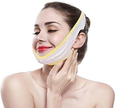 masque anti double menton