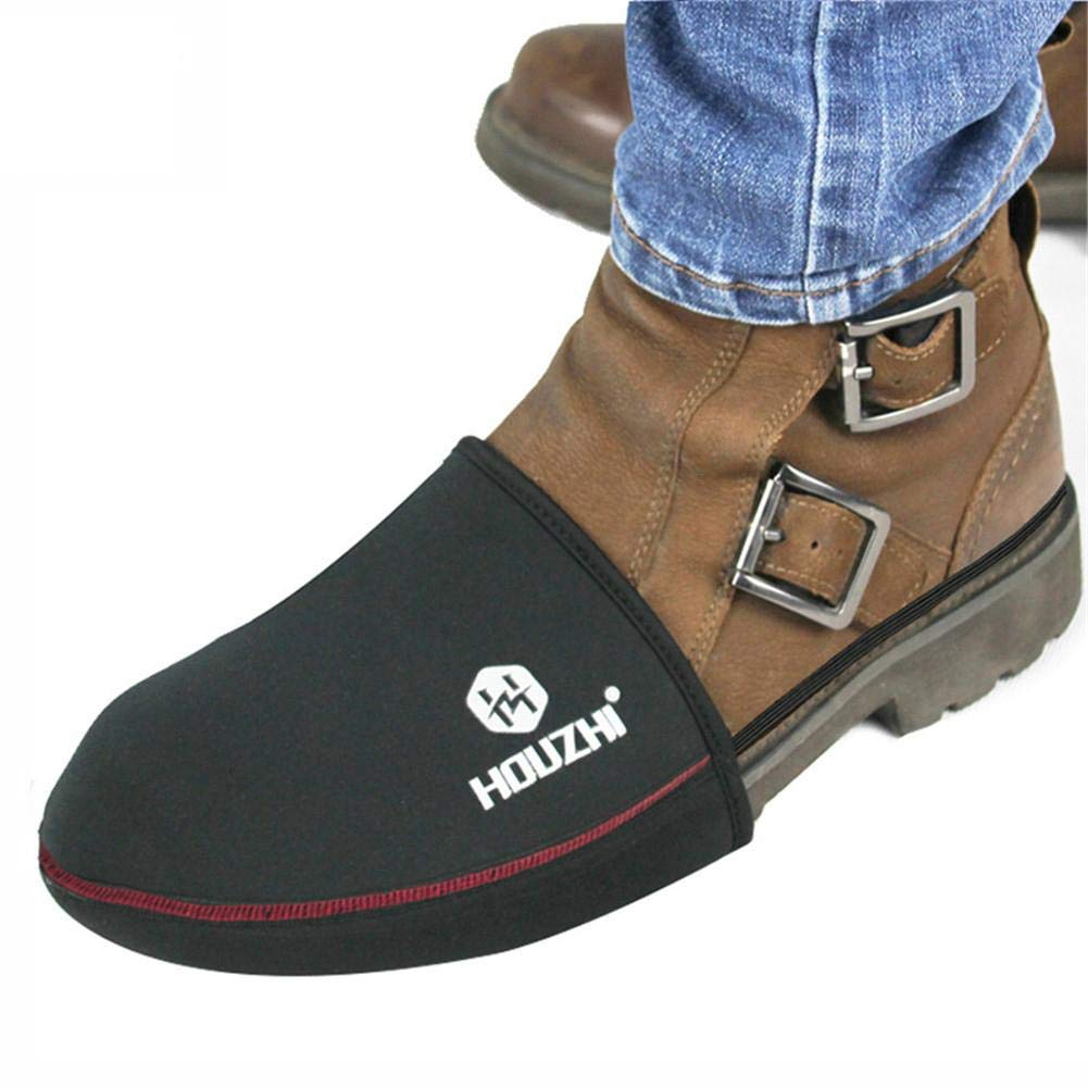 Cambio de la Motocicleta Shift Shoe Boot Cover Protector de protecci/ón Impermeable Antideslizante Gear Shifter Accesorios