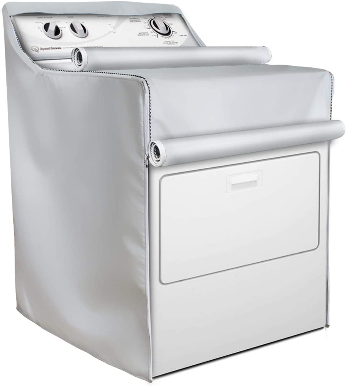 Washer/Dryer Cover,Fit for Outdoor Top Load and Front Load Machine