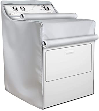 Amazon.com: Cubierta para lavadora/secadora, apta para ...