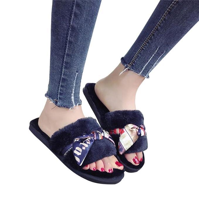 Amazon.com: Hemlock Zapatillas Suaves Zapatillas Zapatos ...