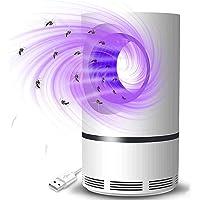 Armadilha de Mosquito Elétrica Interna, USB Power Insect Mosquito Killer LED Luz Ultravioleta Não-Tóxica Lâmpada…