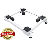 INSAK HOMES Washing Machine Trolley/stand for Top load Machines - Universal and Adjustable