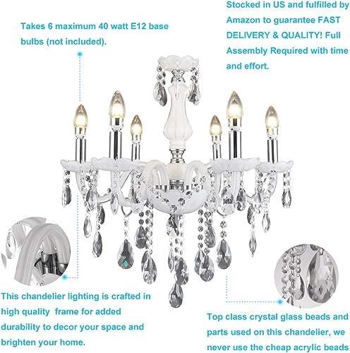 Modern Chandelier Crystal